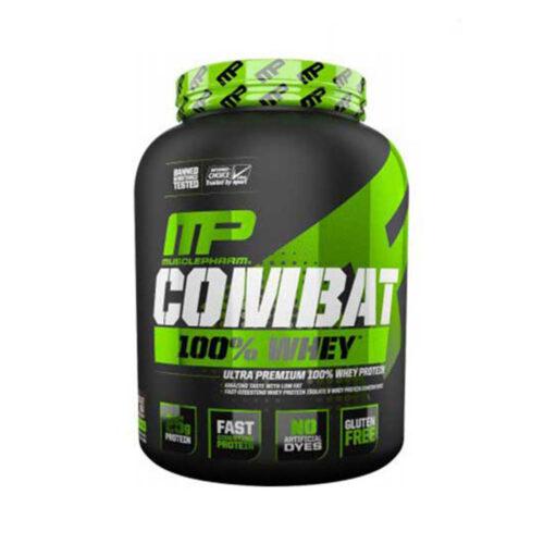 אבקת חלבון   Combat Whey