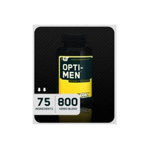 OPTI-MEN מולטי ויטמין לגברים – 180 כדורים
